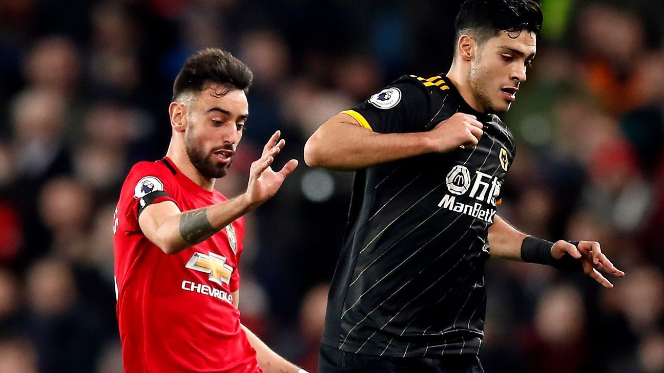 Manchester United vs. Wolverhampton Wanderers - Reporte del Partido - 1 febrero, 2020 - ESPN
