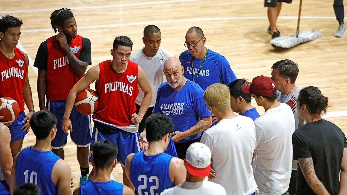 Baldwin: New Gilas pool based on Cone's 'clever' SEA Games approach