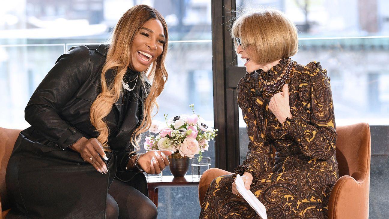 Serena Williams owns New York Fashion Week