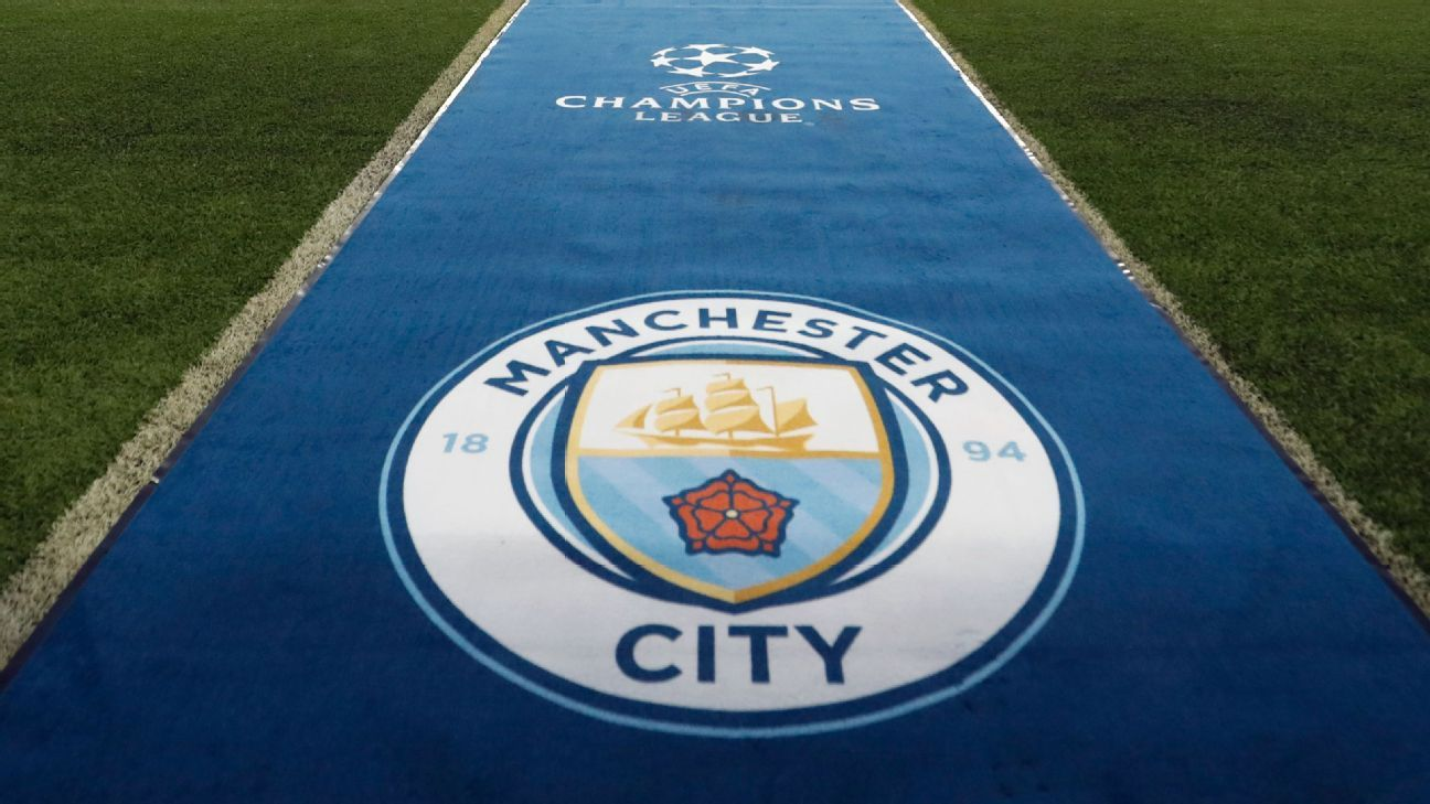 Man City launch CAS appeal over FFP violation