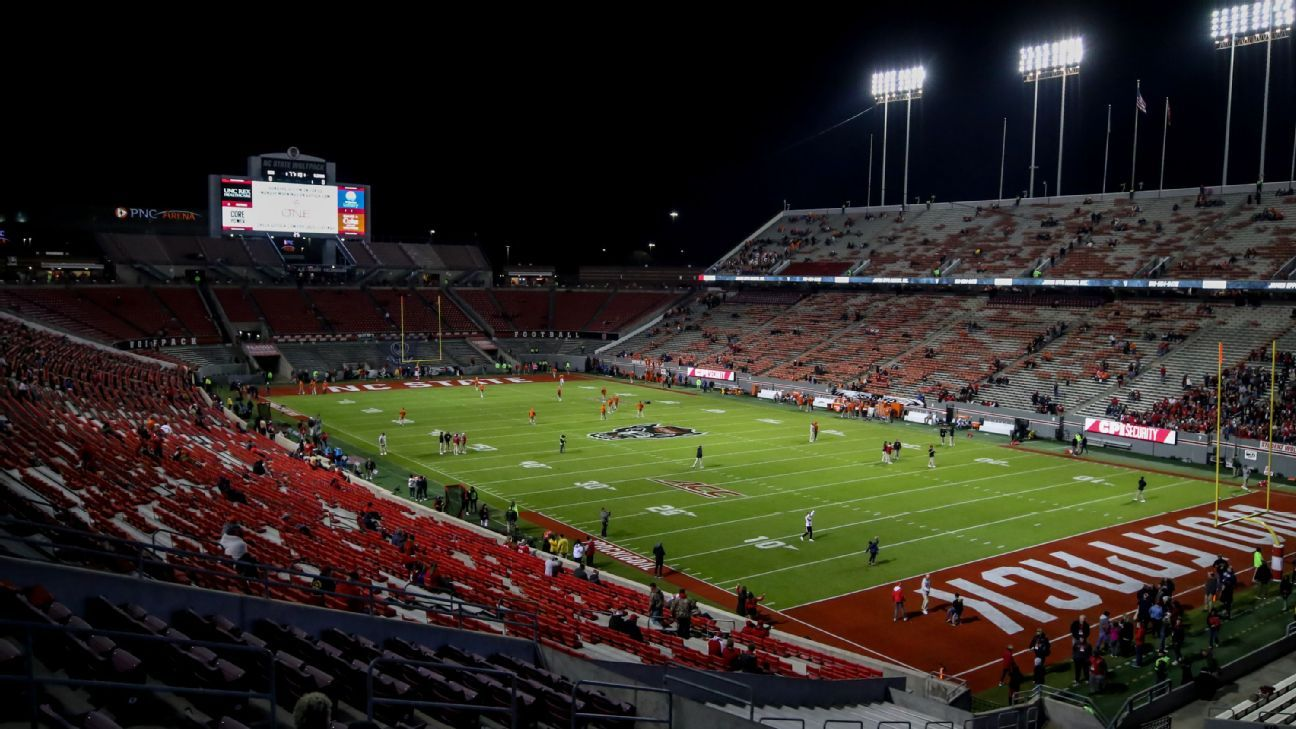 NHL Stadium Series coming to NC State in 2021