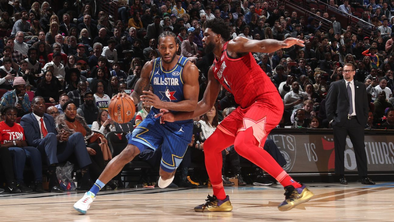 This NBA All-Star Game showed the power of basketball - ESPN