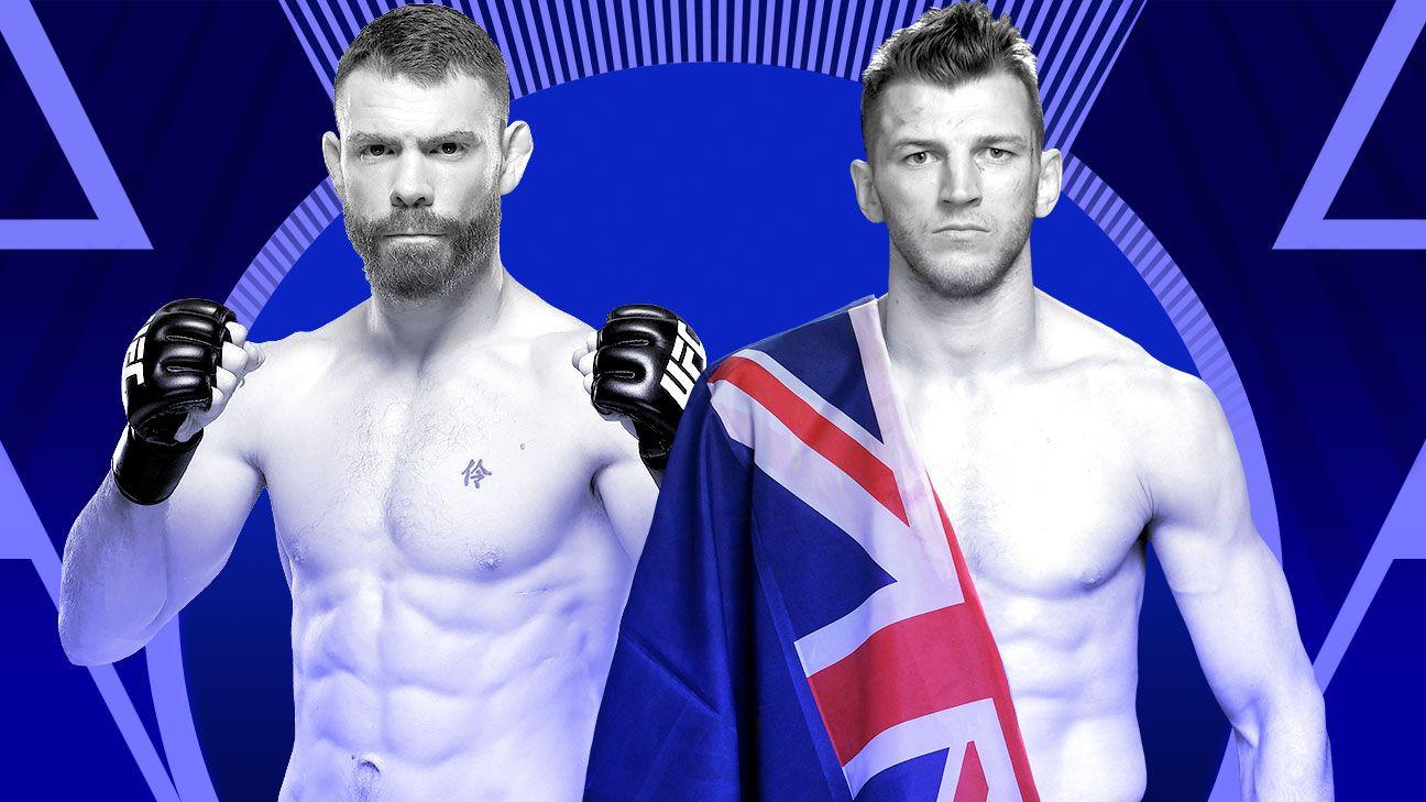 UFC Fight Night viewers guide: Dan Hooker to showcase New Zealand MMA vs. Felder