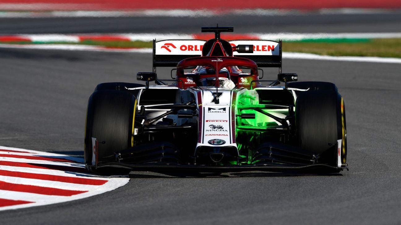 Kimi top on Day 2, Mercedes still grabbing headlines
