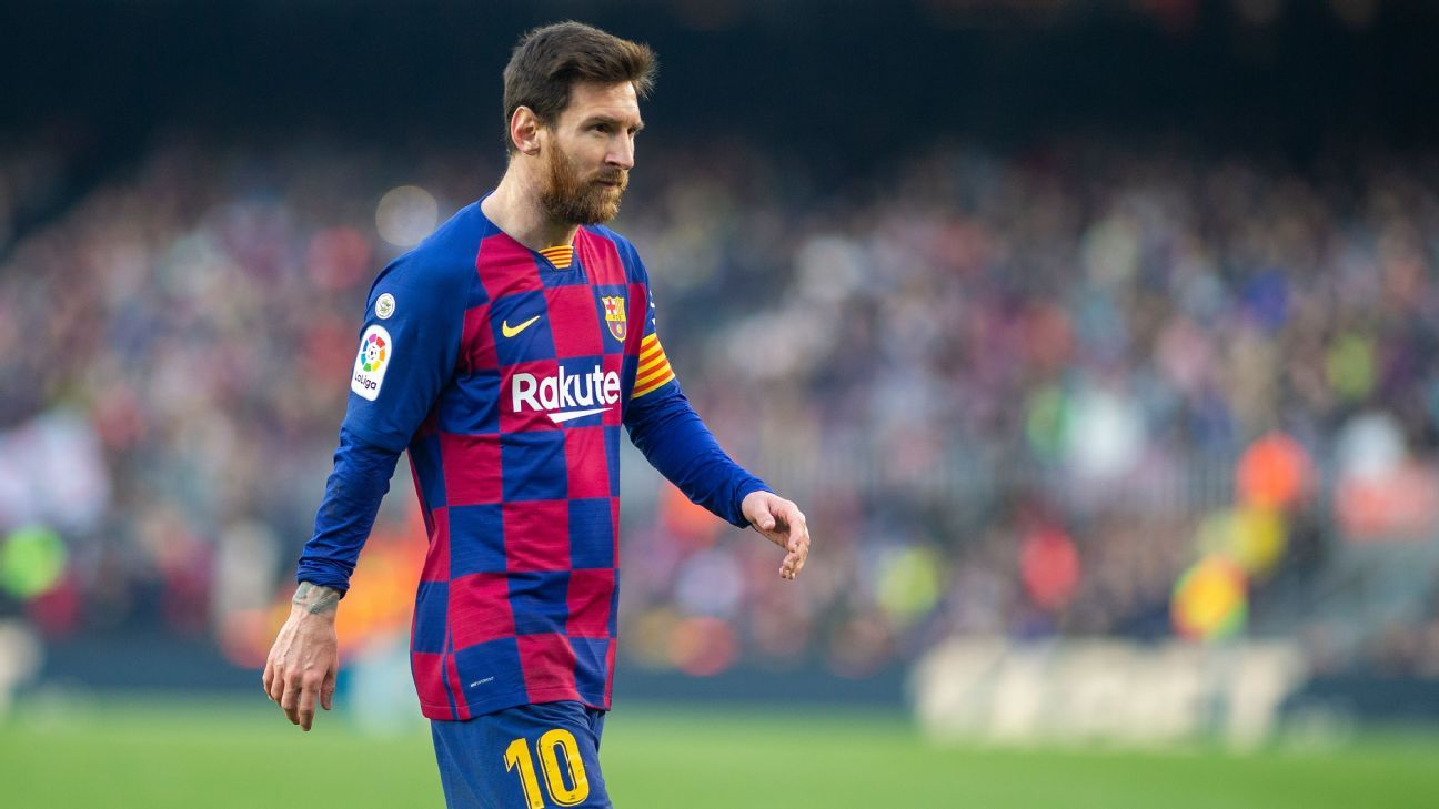 Galaxy boss: Messi 'relationship' opens door