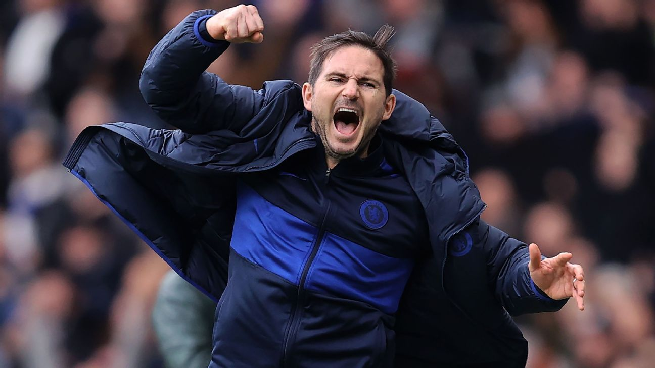 Lampard: Chelsea can use underdog tag vs. Bayern