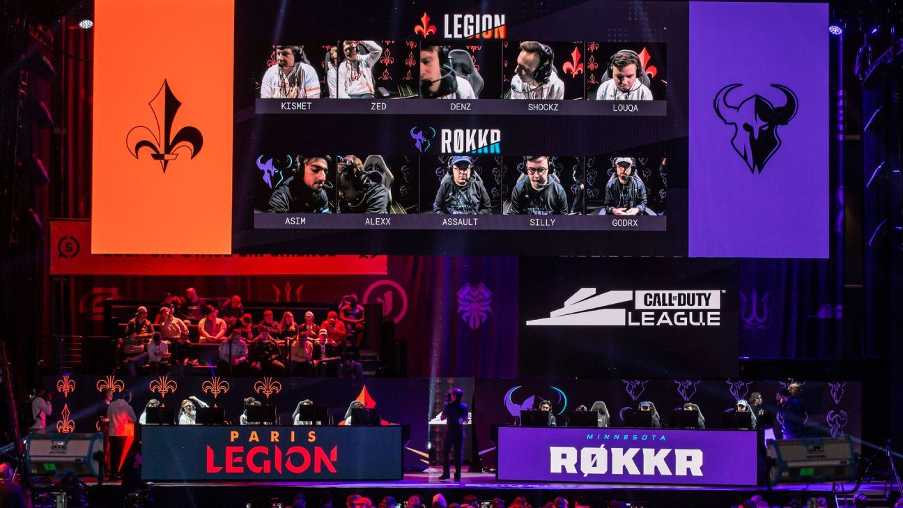 Call of Duty Power Rankings - What's upsetting each team?