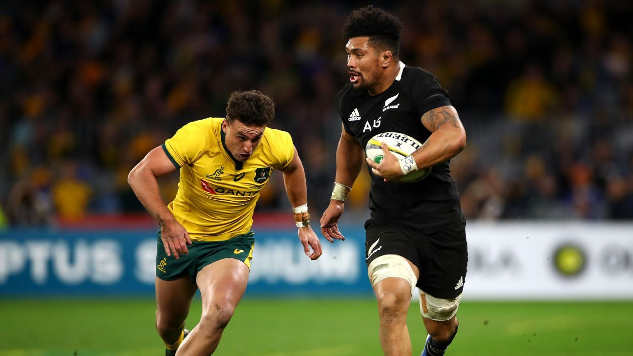 Why not? Savea's NRL project reflects shift in player power