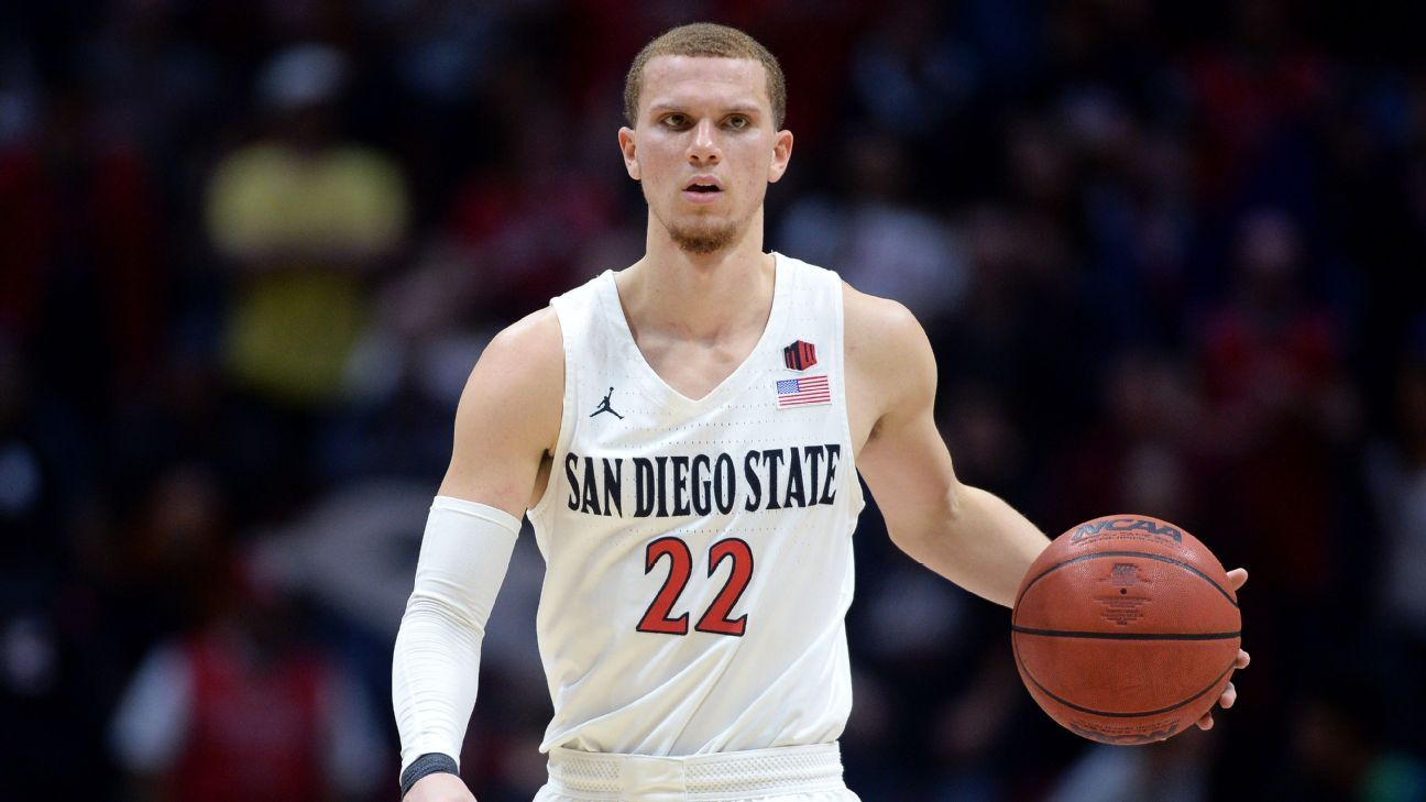 Saturday's college basketball best bets: Will the Aztecs get back on track?