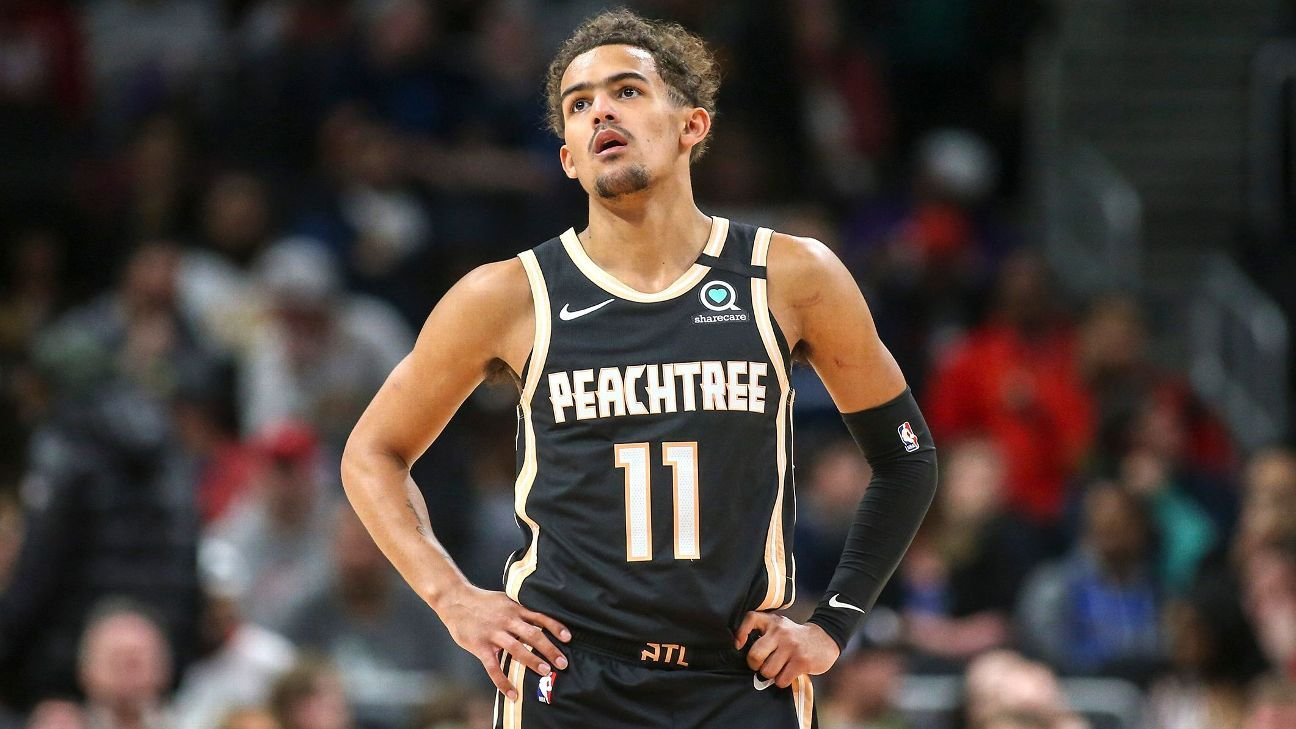 The problems behind Trae Young's signature plays
