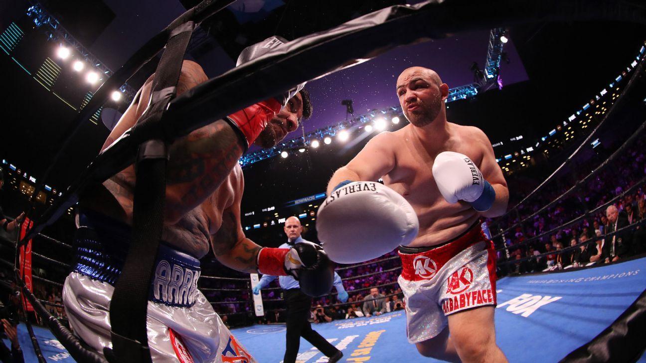 Adam Kownacki eager for elusive title shot, wants Deontay Wilder-Tyson Fury III winner