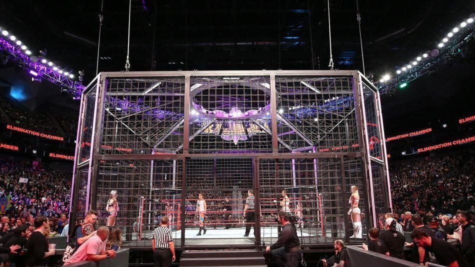 Four major questions surround WWE Elimination Chamber 2020