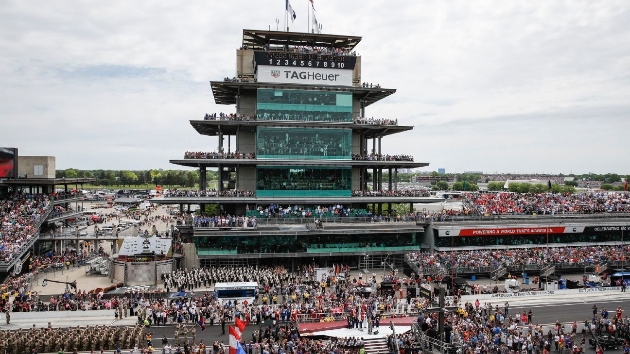 Indy 500 moved to Aug. 23 because of virus