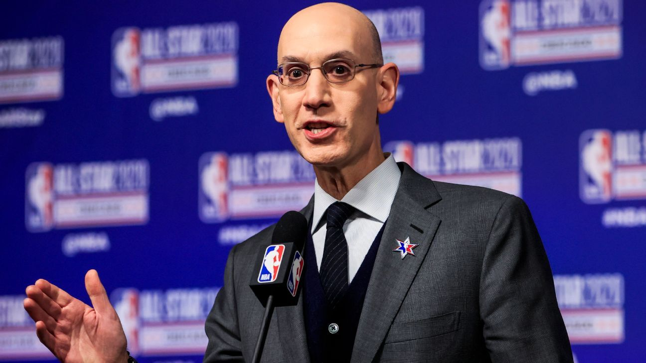 Sources - NBA's top executives to have salaries reduced by 20%