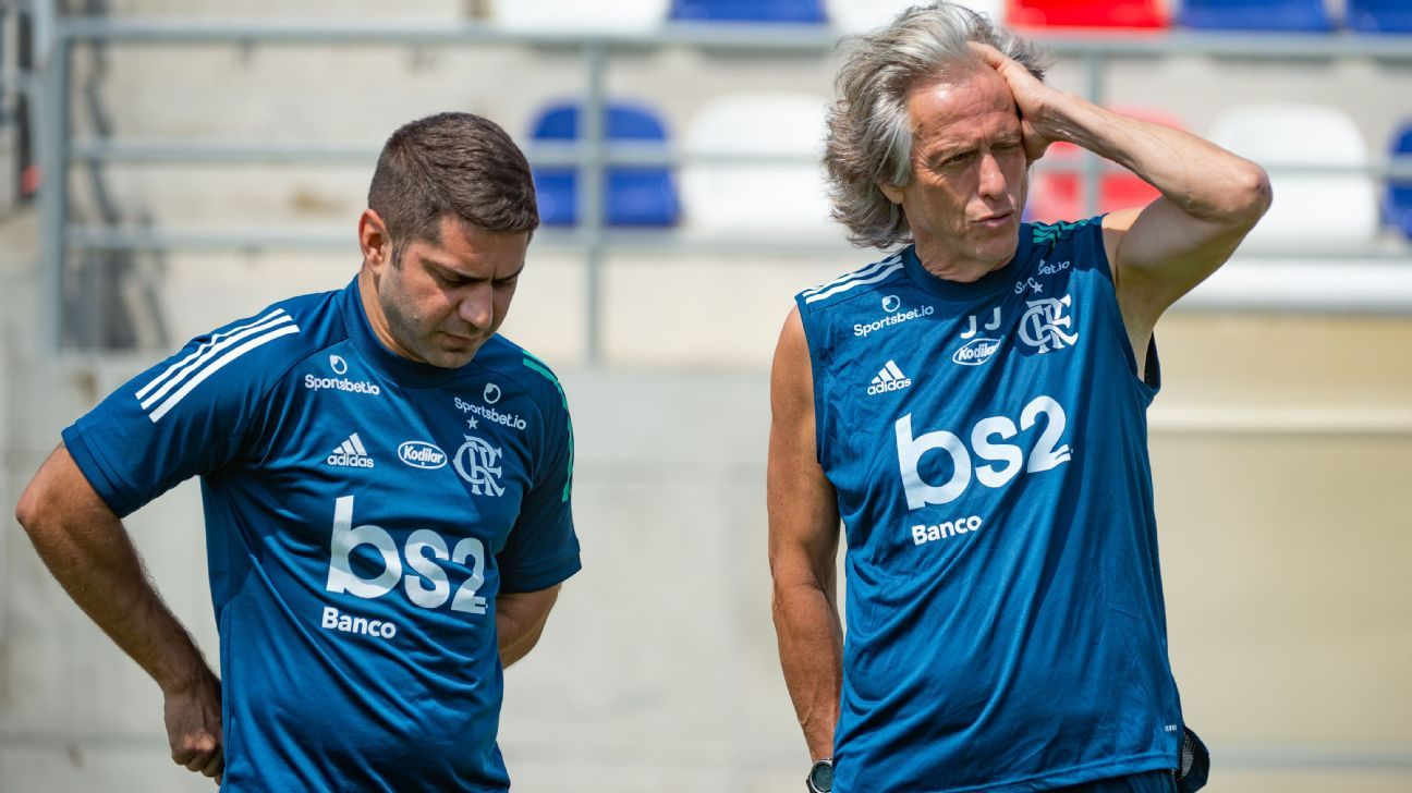 Veja como anda a negociação de contrato atual de Jorge Jesus com o Flamengo