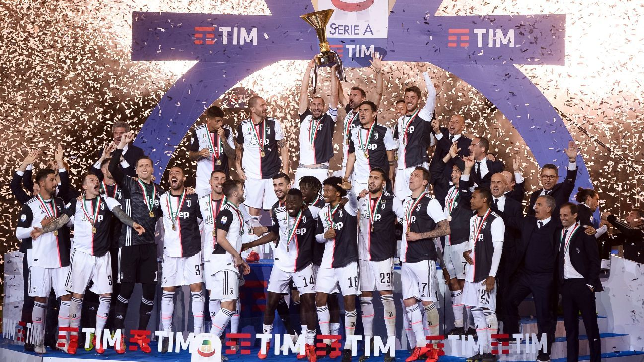 Juventus Would Not Accept Winning Serie A Title Due To Coronavirus Fa Chief