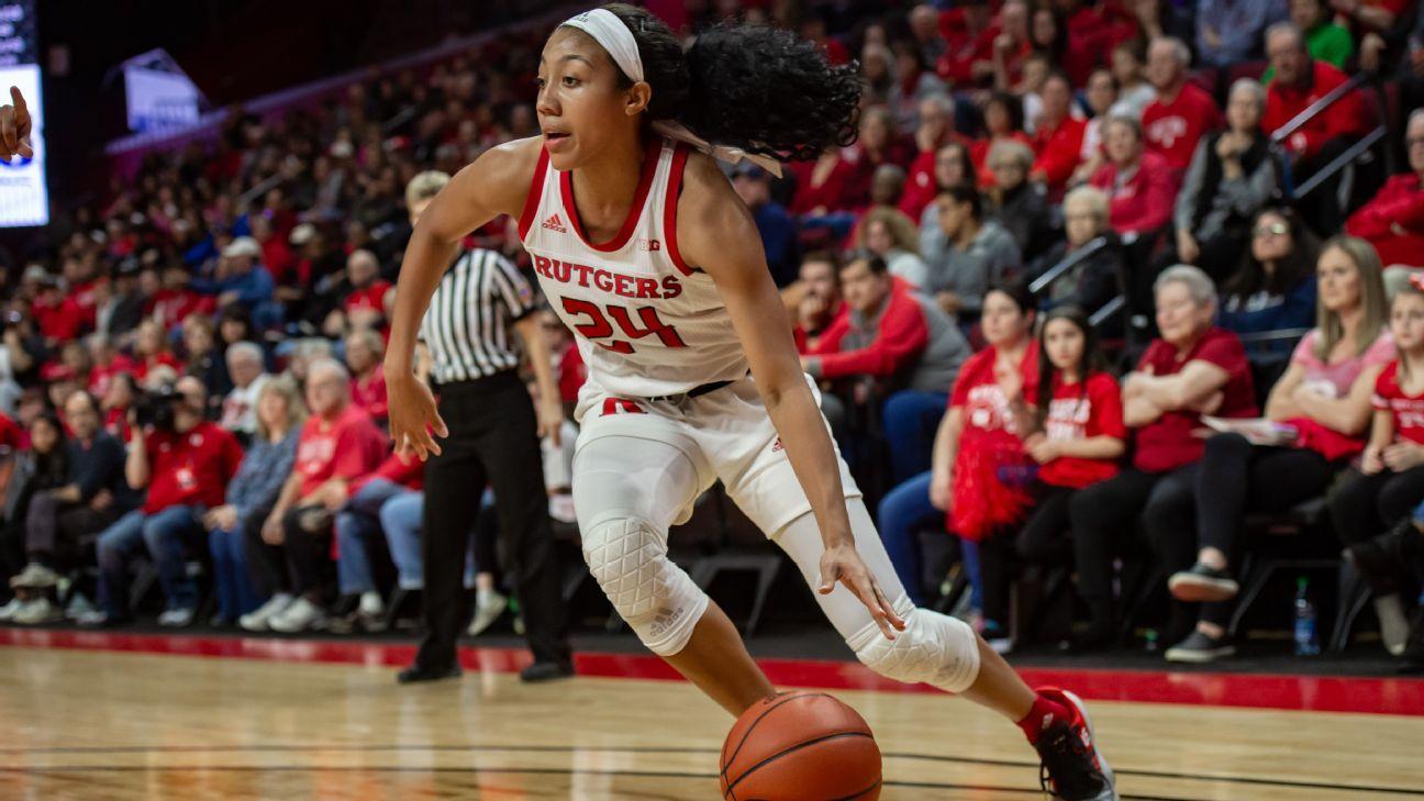 Arella Guirantes bypasses WNBA draft to return to Rutgers