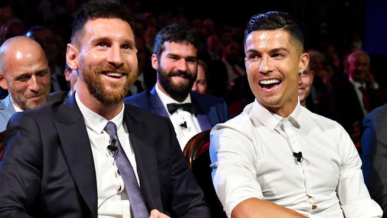 Ronaldo el 'Fenómeno' elige entre Messi y Cristiano para reforzar al Valladolid