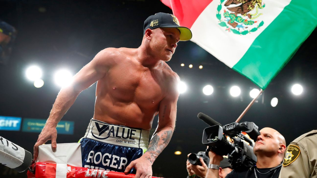 Canelo to PBC? Spence to Top Rank? What if there were trades in boxing?