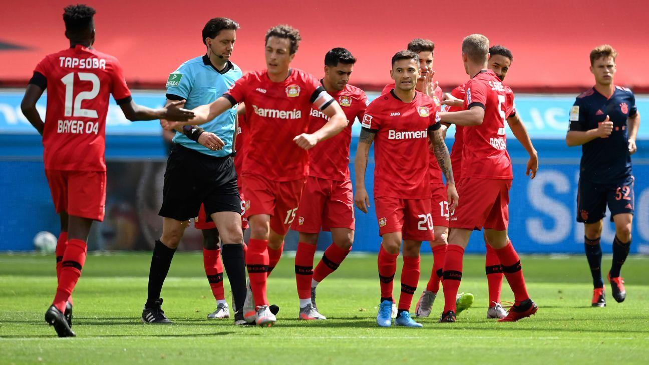Leverkusen MГјnchen