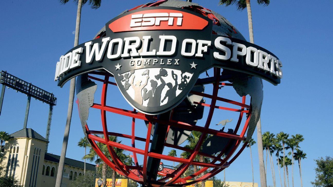 ESPN scraps plans to host 8 men's college basketball events in Orlando bubble