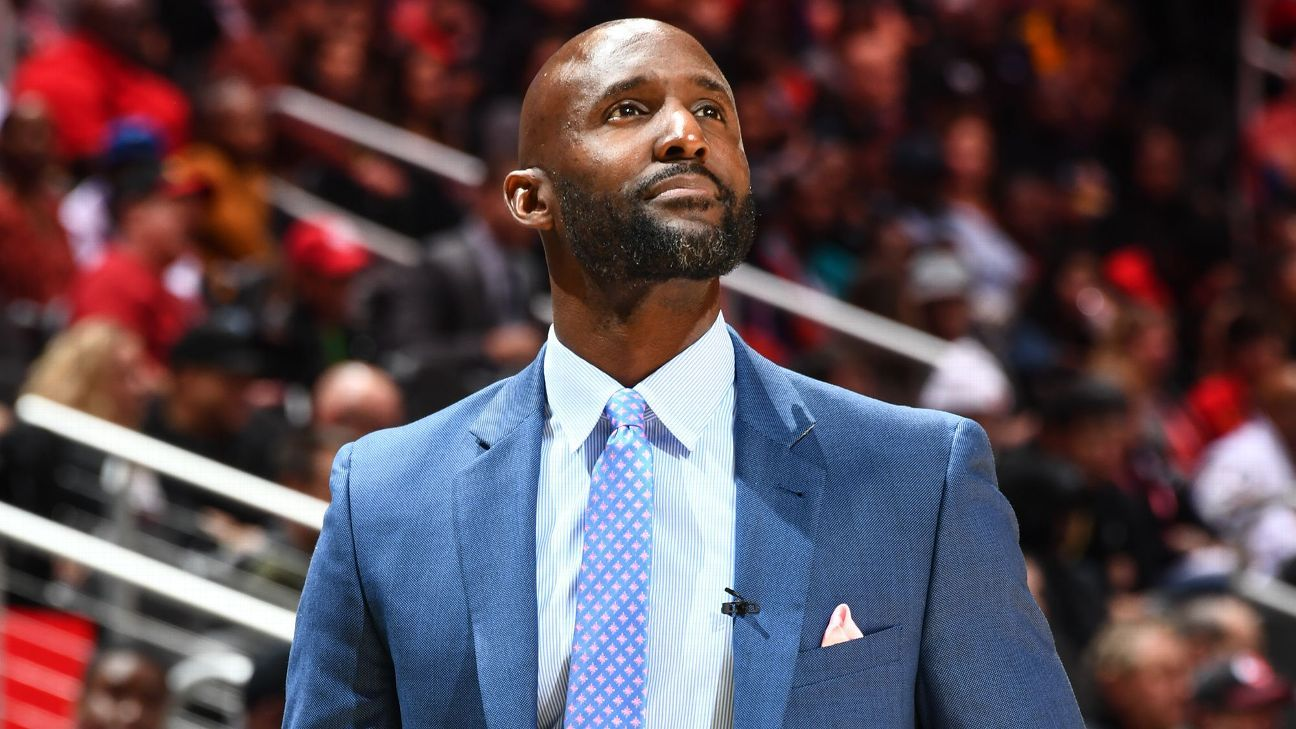 Atlanta Hawks fire coach Lloyd Pierce - ESPN