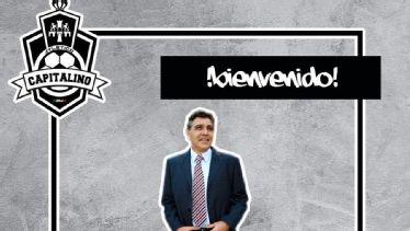 Atletico Capitalino Anuncia A Eduardo Bacas Como Su Entrenador Para Lbm