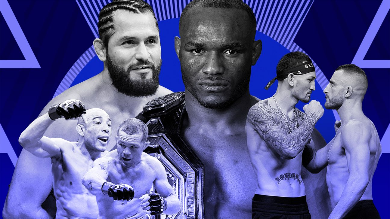 UFC 251 viewers guide: Jorge Masvidal addition brings bizarre twist to Fight Island