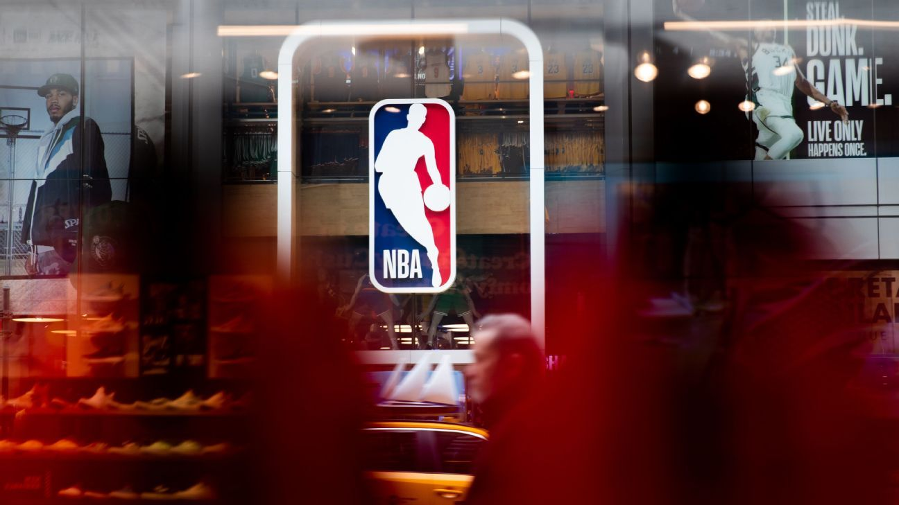 NBA to primarily use rapid tests for COVID-19 in 2021-22