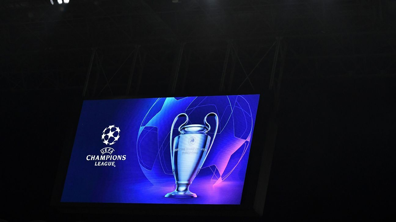 LIVE UEFA Champions League draw for 2020 quarterfinals, semifinals - ESPN