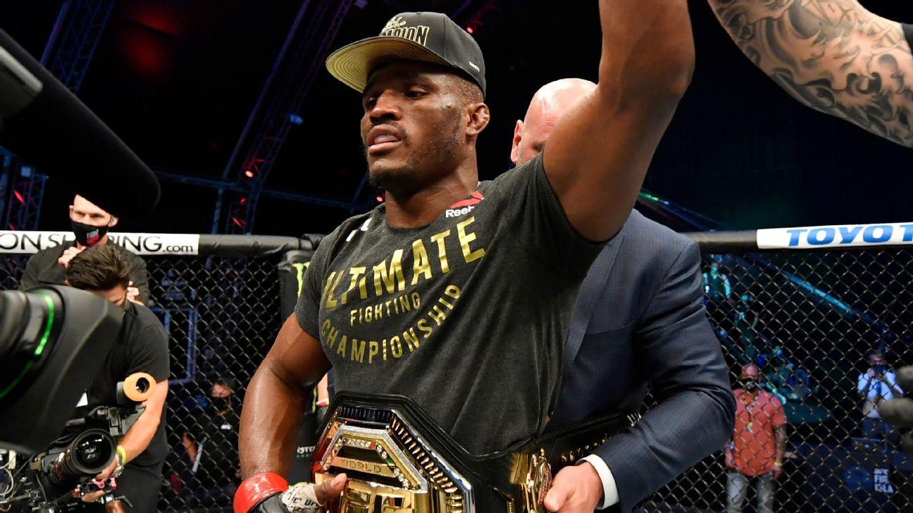 Kamaru Usman beats Jorge Masvidal via unanimous decision at ...
