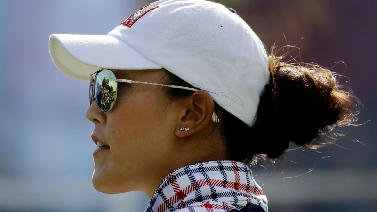 Michelle Wie West to be assistant captain for Solheim Cup – ESPN