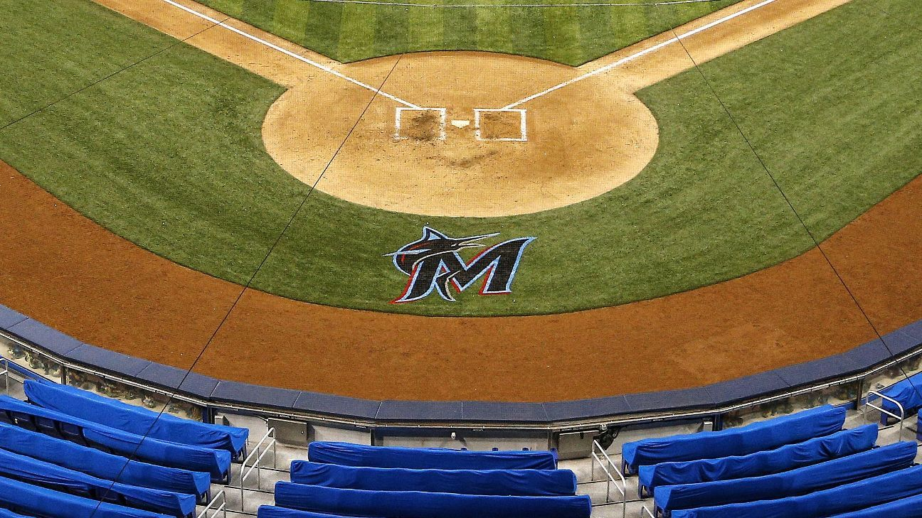Miami Marlins postpone game as coronavirus spreads – ESPN