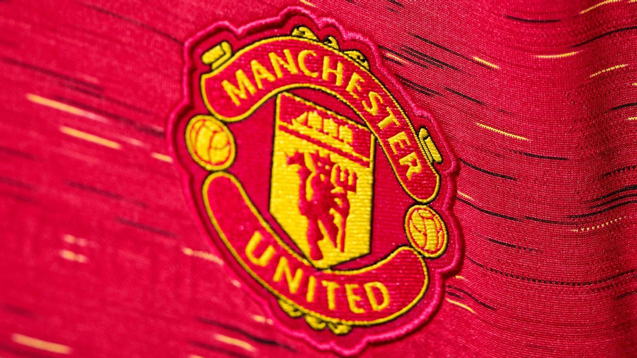 Man United S 2020 21 Home Kit Design Inspired By Club S Red Devil Crest