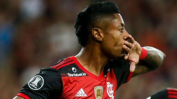 Jesus pede, Benfica insiste na contrata��o de Bruno Henrique e faz proposta ao Flamengo, diz jornal