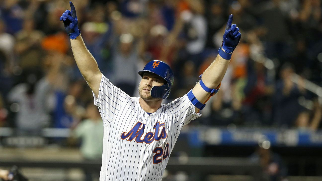 'There was no Plan B': How Pete Alonso overcame bullies to become a big league superstar