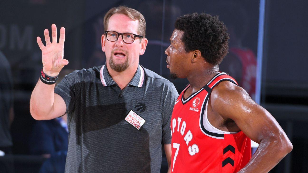 官宣!納斯和暴龍正式簽訂多年續約合同,豪言率領球隊未來再次奪冠!-黑特籃球-NBA新聞影音圖片分享社區
