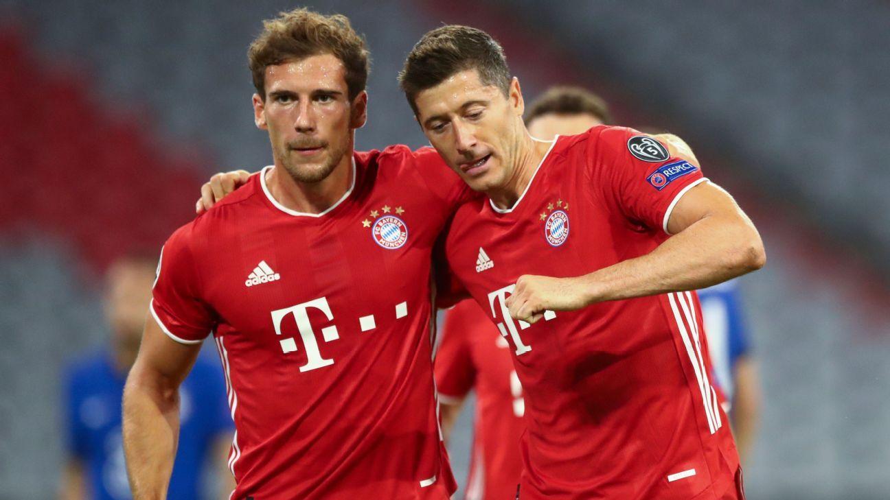 Bayern Munich vs. Chelsea - Reporte del Partido - 8 agosto, 2020 - ESPN