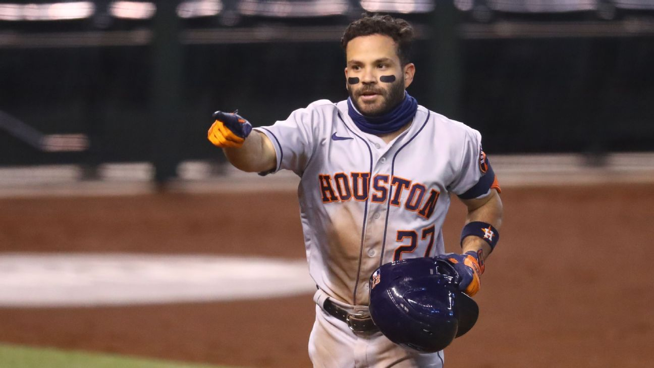 Fact-checking the Astros' slow start