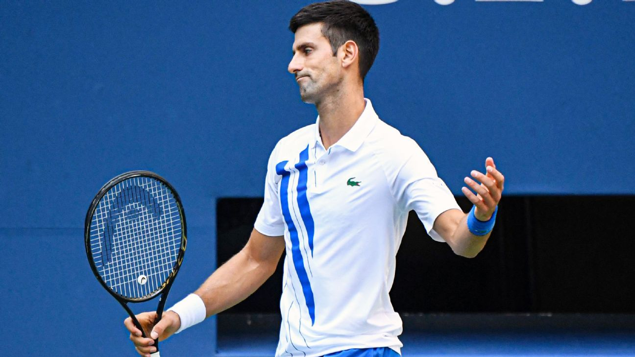 Us Open Novak Djokovic Not The Only One To Have Officials Derail A Championship Run