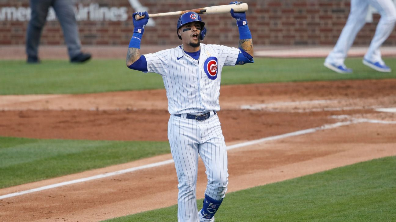 Sources: Mets finalizing deal with Cubs for Baez