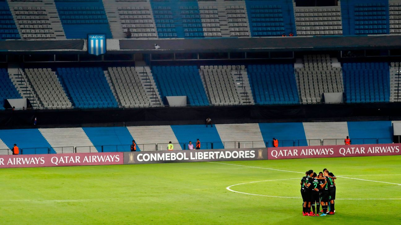 Copa Libertadores resumes with coronavirus still in play