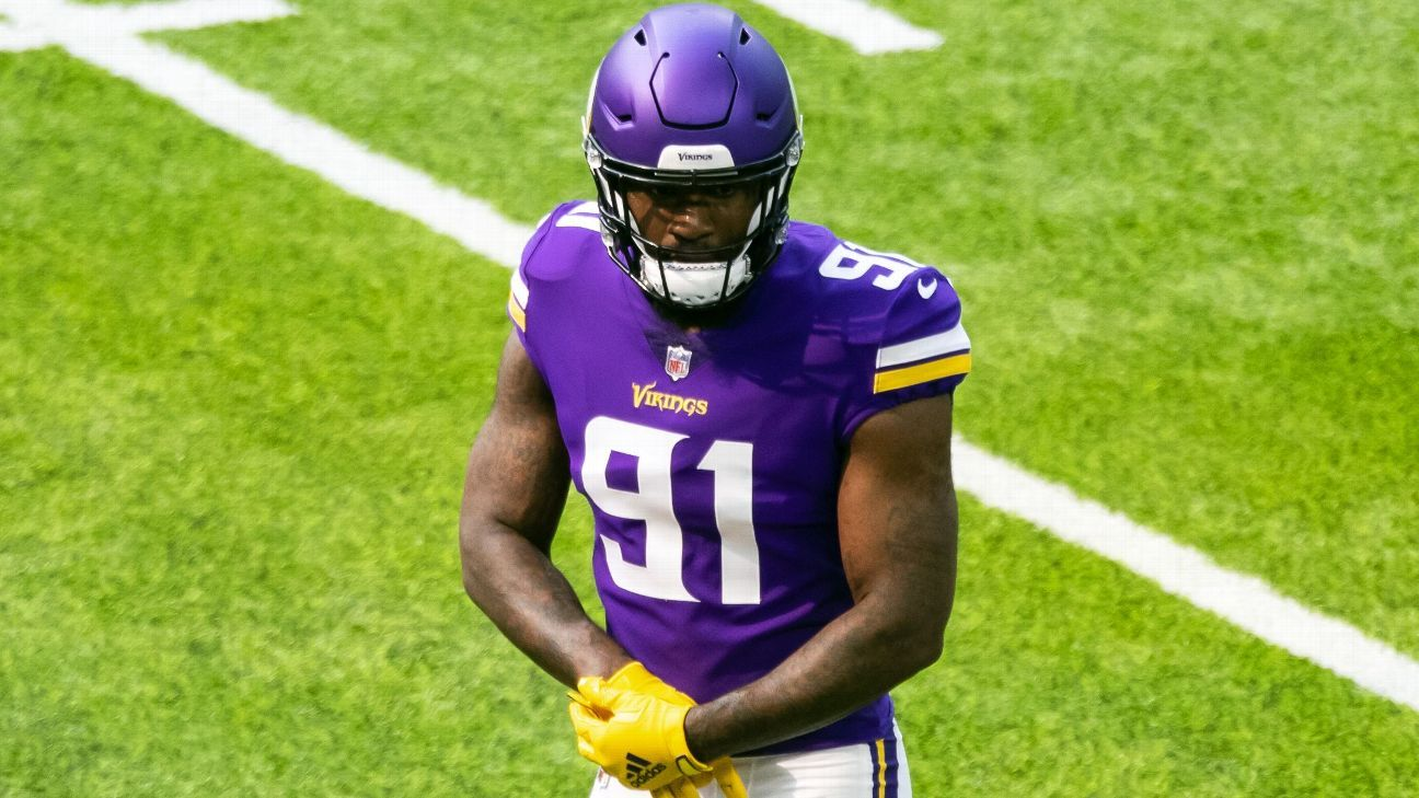 Sources: Vikes ship Ngakoue to Ravens for picks