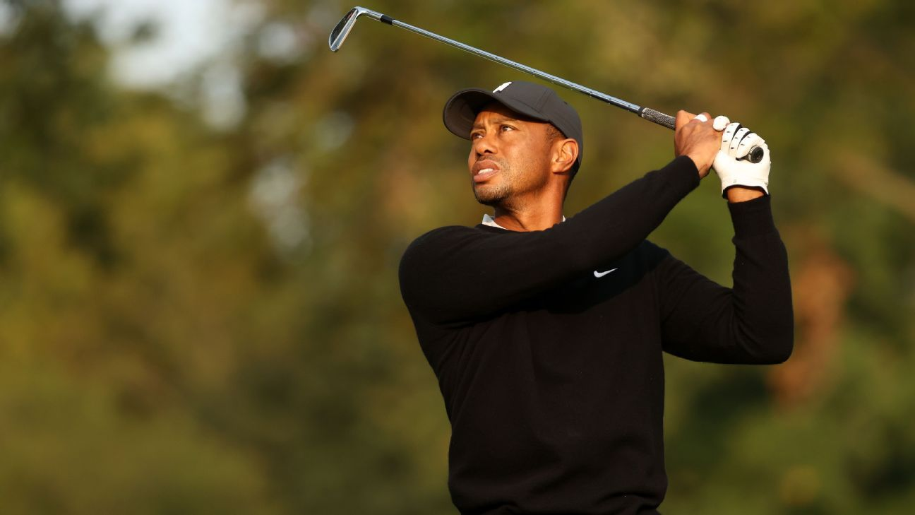 Bettors place more money on Tiger Woods to win U.S. Open at 40-1 odds – ESPN