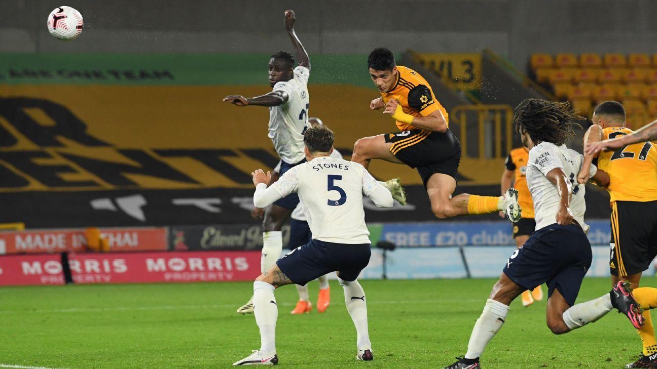 Wolverhampton Wanderers vs. Manchester City - Reporte del Partido - 21 septiembre, 2020 - ESPN