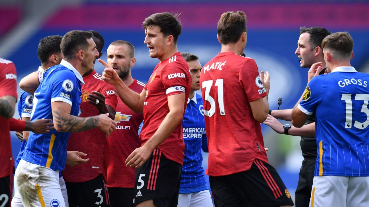 Man United's luck at Brighton shouldn't obscure familiar issues