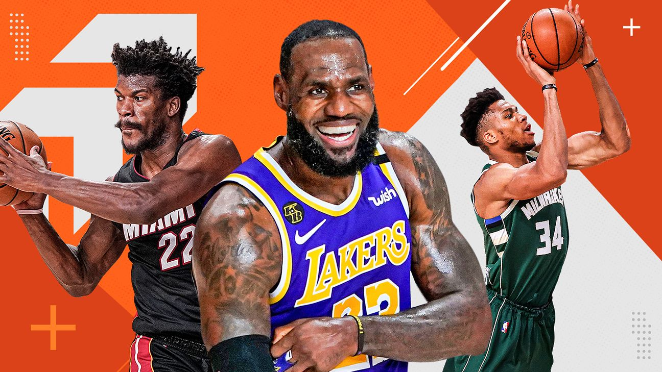 NBA Power Rankings, way-too-early edition: What's next for Lakers, Heat and all 30 teams - ESPN India