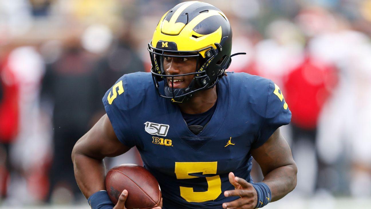 Can Joe Milton put a stop to Michigan's quarterback carousel?