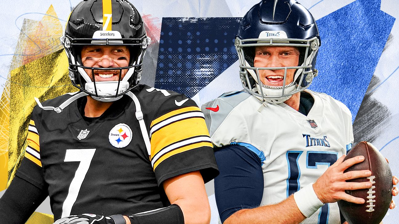 Roethlisberger, Tannehill silence doubters by winning