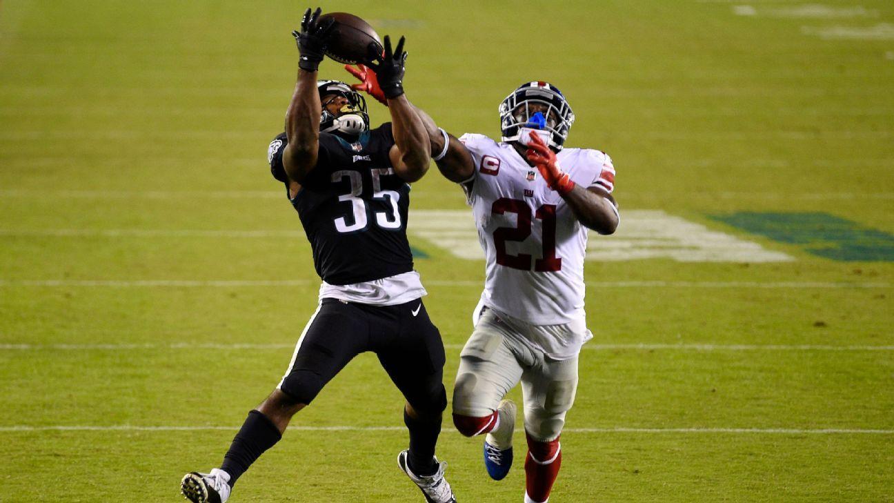 Wentz: Comeback win vs. Giants 'a sigh of relief'